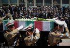 تشیع شهیدان تهران 2